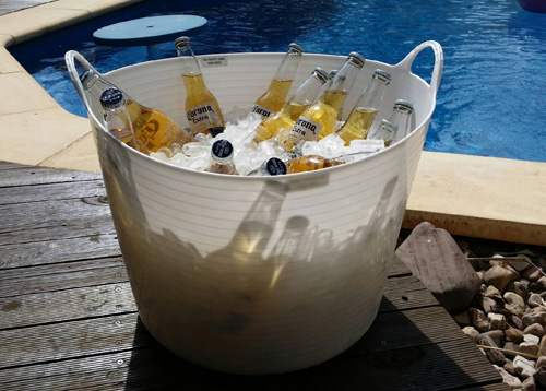 Ice bucket 60 litre