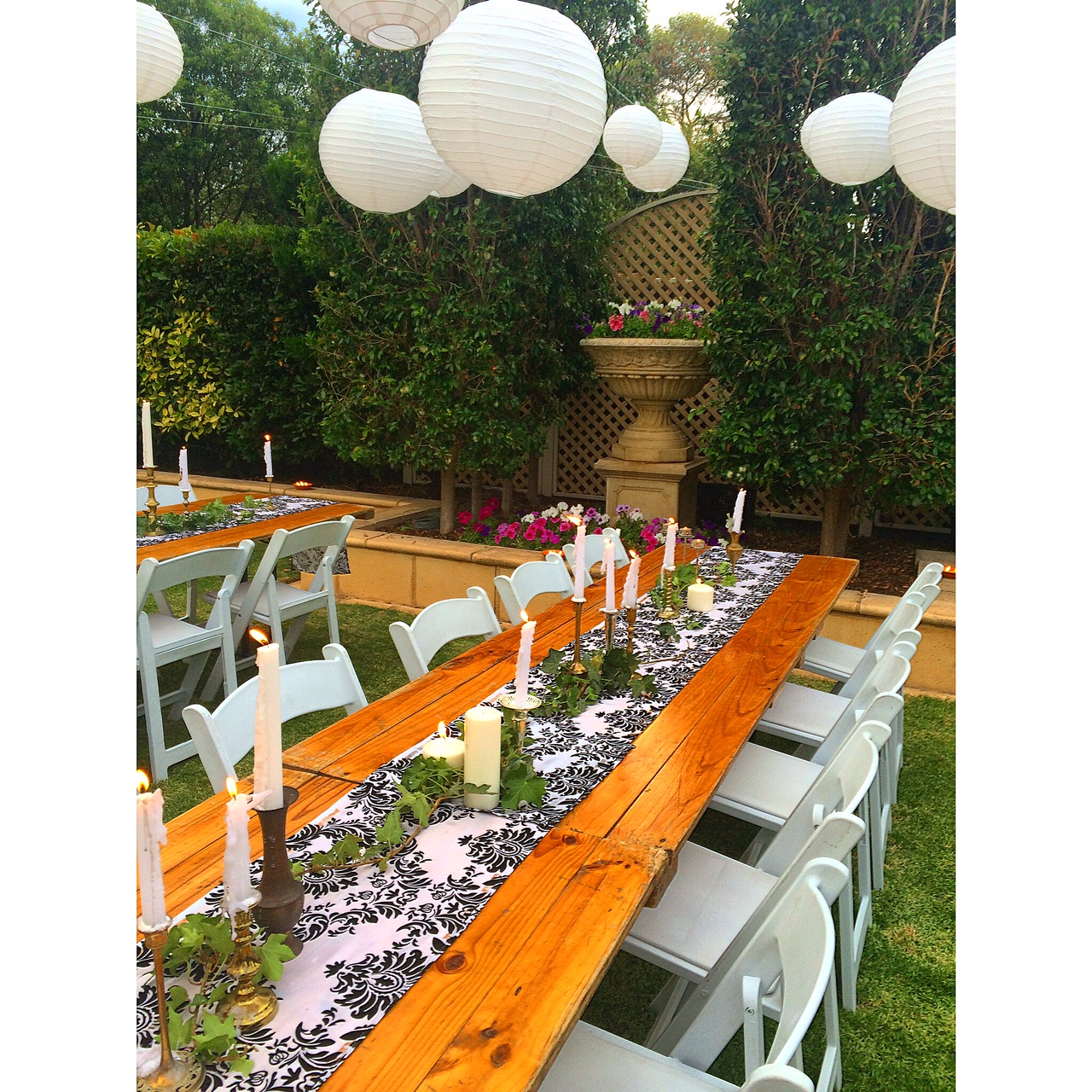 Trestle And Bar Tables Sa Party Hire
