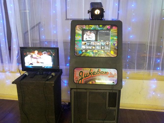 Jukebox/Karaoke Combo - SA Party Hire